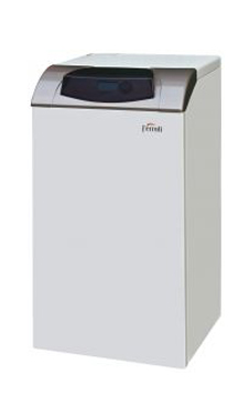 FERROLI SILENT D CONDENS 30 SI UNIT caldera de condensación mixta instantanea de 30 kw de chapa de acero producción de ACS 14,3 con salto de 30ºC